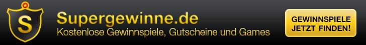 Supergewinne.de - Kostenlose Gewinnspiele, Gutscheine und Online Games